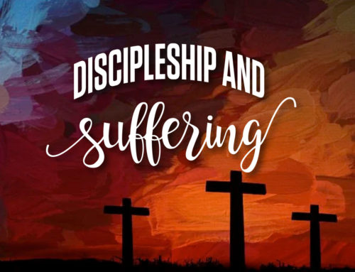 Discipleship and Suffering