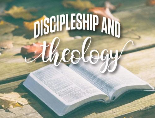 Discipleship and Theology